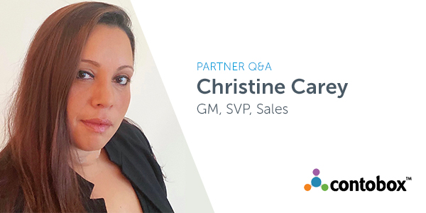 Christine Carey of Contobox discusses consumer shopping trends with Adelphic