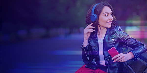 Reach a wide audience of listeners with programmatic audio advertising.