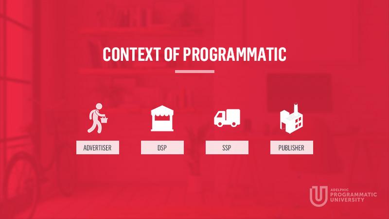 Programmatic University - Context of Programmatic